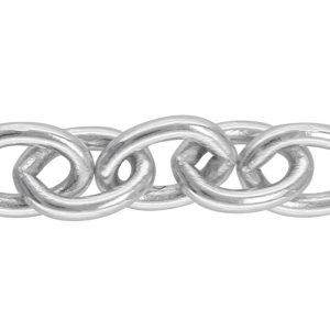 sterling silver short chain